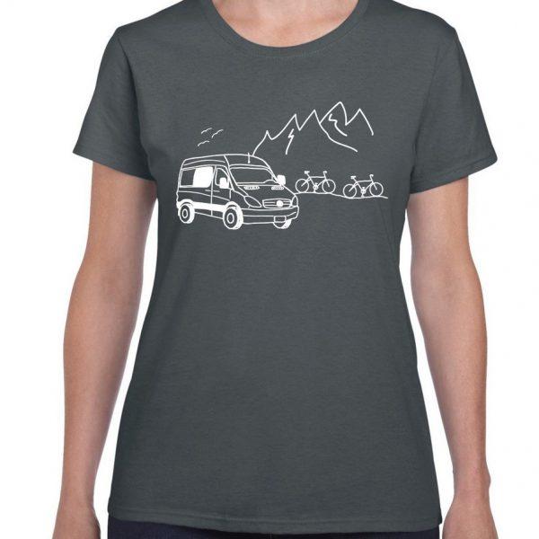 tee-shirt nature van conversion