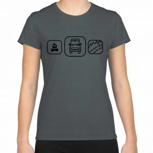 T-shirt « Plein Air » Performance Femme