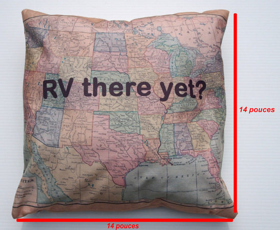 Coussin VR RV cushion van conversion rv there yet ?