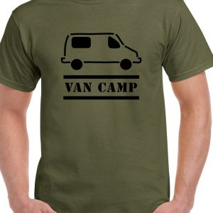 T-shirt « Van Camp » Homme