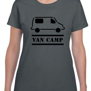 T-Shirt «Van Camp» Femme