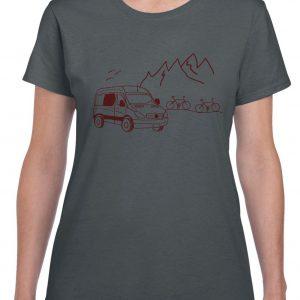 T-Shirt «Sprinter» Femme