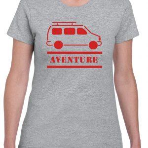 T-Shirt «Safari – Savana» Femme